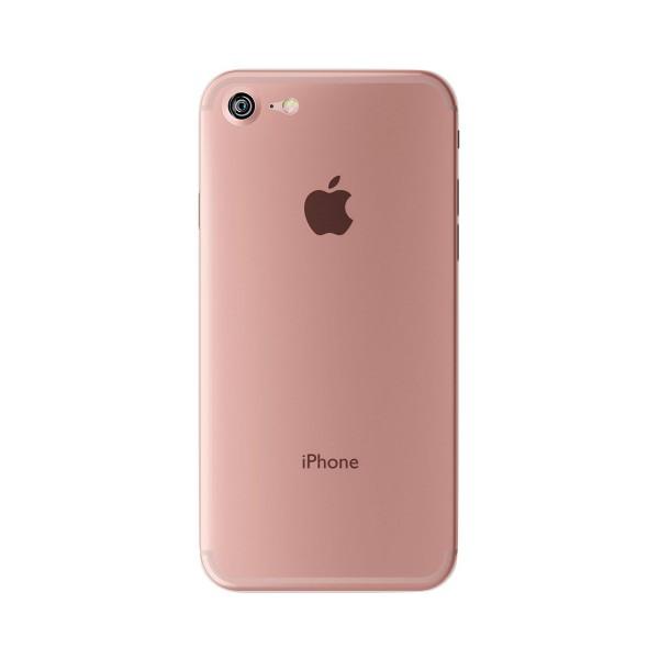 3mk naturalcase rosa carcasa trasera apple iphone 7 de alta calidad