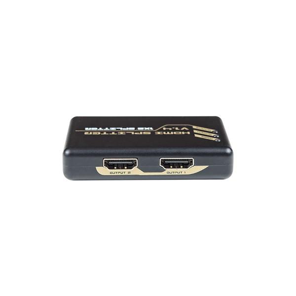 Dcu 30505011 distribuidor hdmi de 2 salidas 4k dolby digital