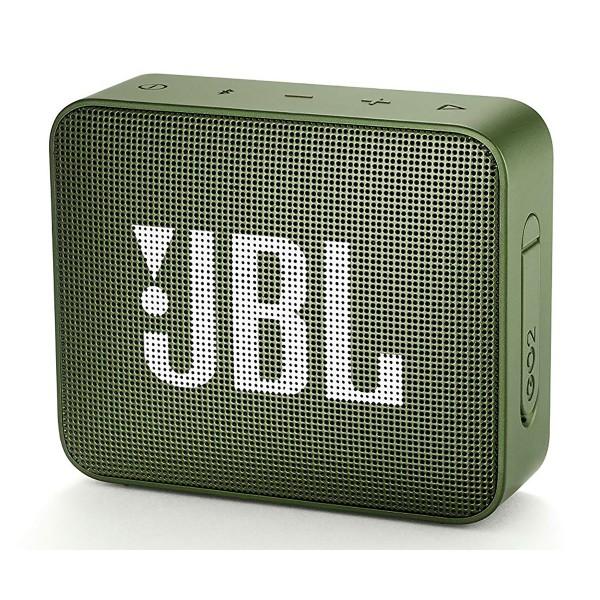Jbl go2 verde altavoz inalámbrico portátil 3w rms bluetooth aux micrófono manos libres impermeable ipx7