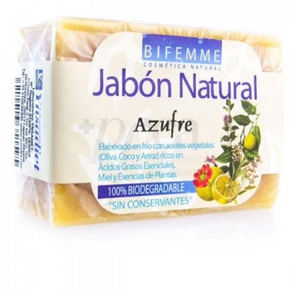 JABON DE AZUFRE NATURAL YNSADIET 100GR