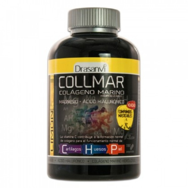 COLLMAR 180 COMPS MASTICABLES LIMON