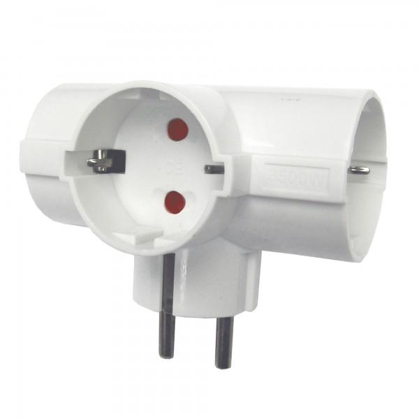 Adaptador onlex 10/16a. 4,8mm.3t.sc.c/in