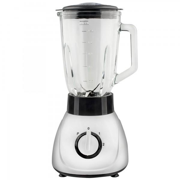 Batidora vaso cristal 1.5l   350w. kuken