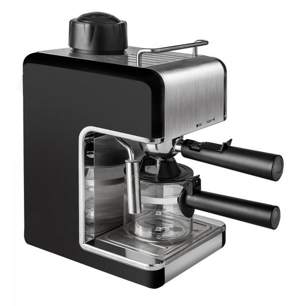 Cafetera express kuken  4 tz 240 mlcromo