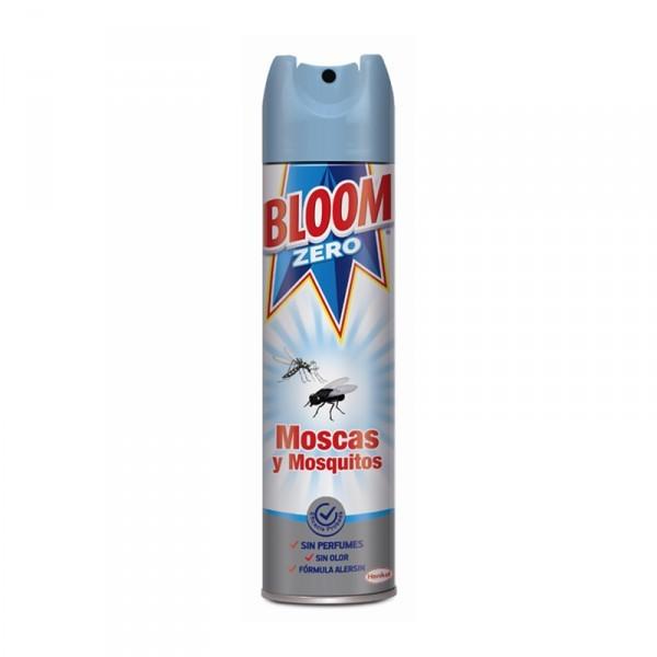 Bloom Zero Sensitive spray anti moscas y mosquitos 400 ml
