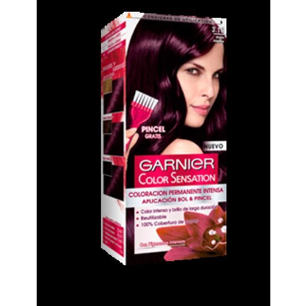 Garnier sensacion tinte nº3.16