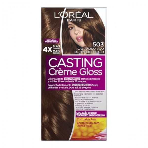Tinte pelo casting cr gloss 503