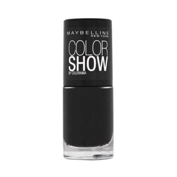 Maybelline color show 677 blackout