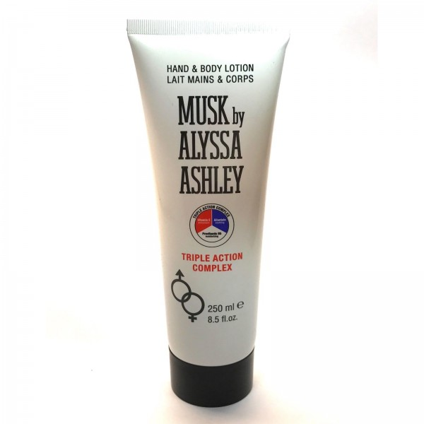 Alyssa ashley musk hand and body lotion 250ml