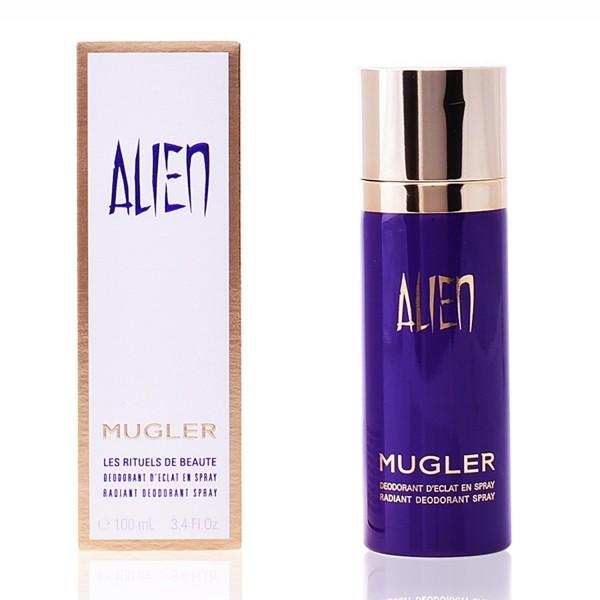Thierry mugler alien desodorante d'eclat 100ml vaporizador