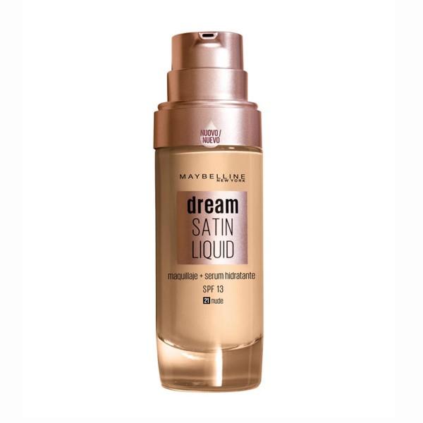Maybelline dream satin liquid 21 nude