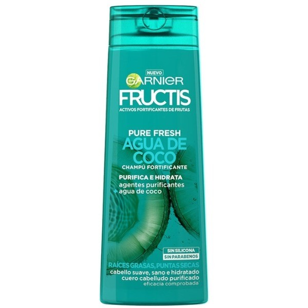 FRUCTIS Champu  Pure Fresh Coco 360 ml