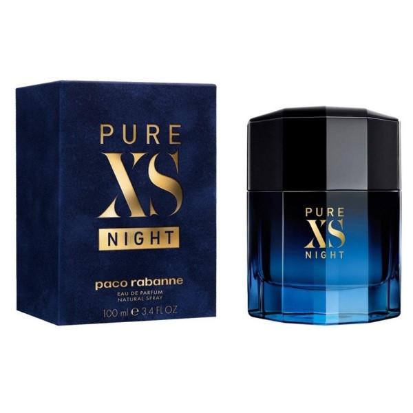 Paco rabanne pure xs night eau de parfum 100ml vaporizador