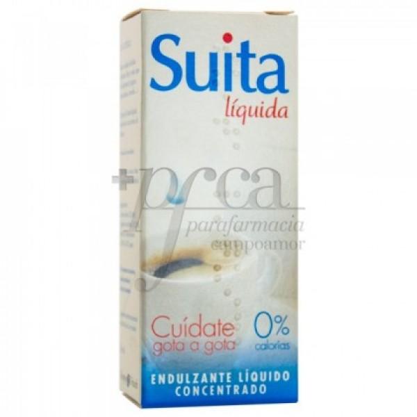 SUITA LIQUIDA SACARINA 24 ML