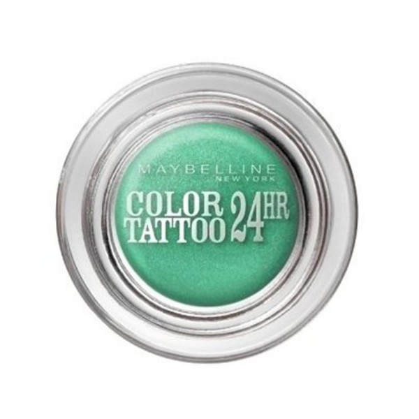 Maybelline color tattoo 24h eyeshadow 30 always green