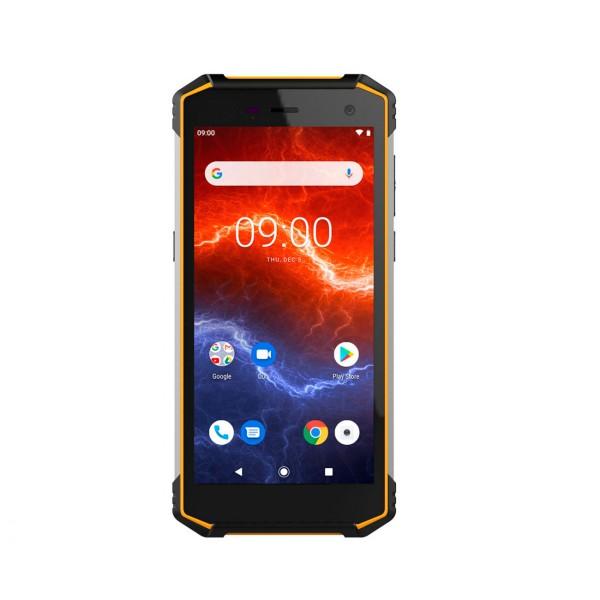 Myphone hammer energy 2 naranja móvil rugerizado 4g dual sim 5.5'' ips hd+/4core/32gb/3gb ram/13mp/5mp