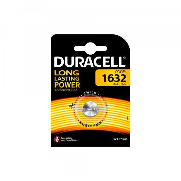 Pila duracell litio cr-1632 bl.1