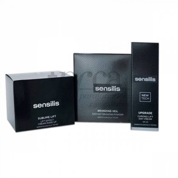 SENSILIS SUBLIME LIFT MAQUILLAJE 04 NOISETE 30ML+BRONZING VEIL 20G+REGALO UPGRADE LIFT 30ML PROMO