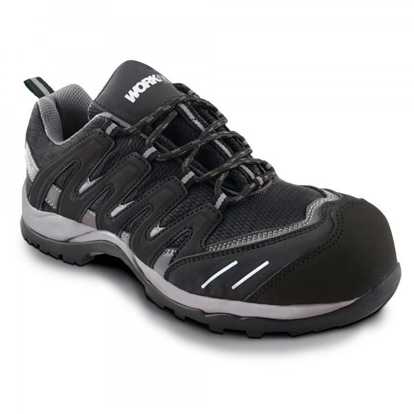 Zapato seg. workfit trail negro n.44