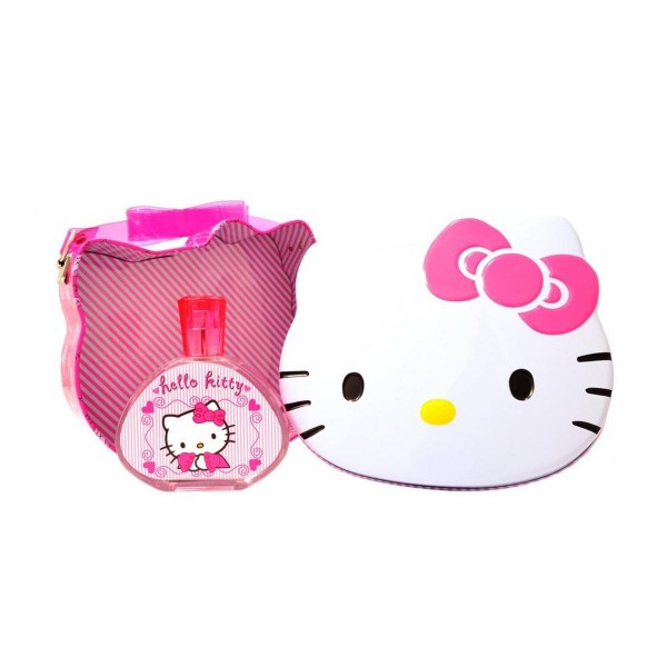 Hello kitty kitty eau de toilette 100ml + caja merienda