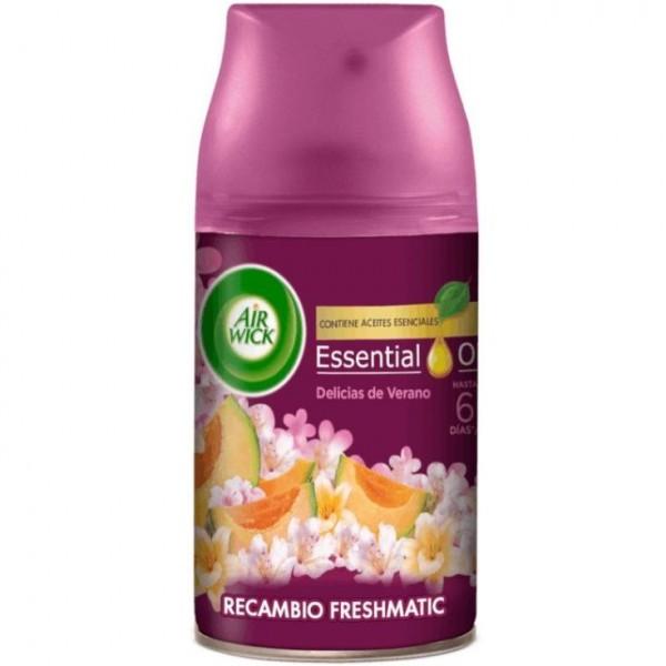 Air wick ambientador freshmatic recambio Delicias de Verano 250 ml