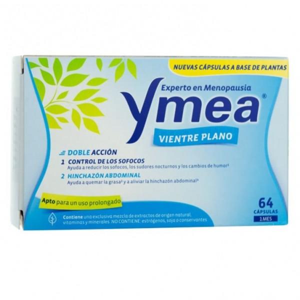 YMEA MENOPAUSIA VIENTRE PLANO 64 CAPS