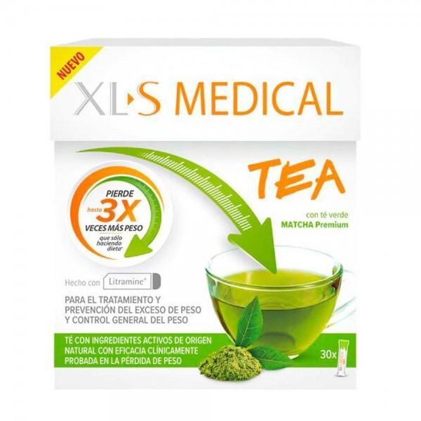 XLS MEDICAL TEA 20 SOBRES